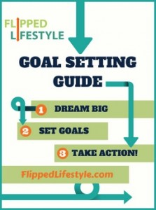 Goal Setting Guide Flipped Lifestyle