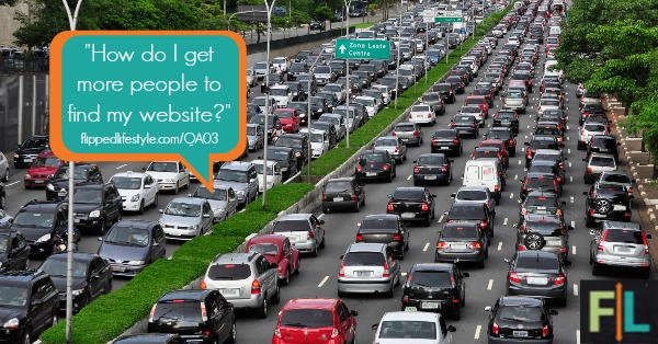 Find out how to get this much traffic to your website!