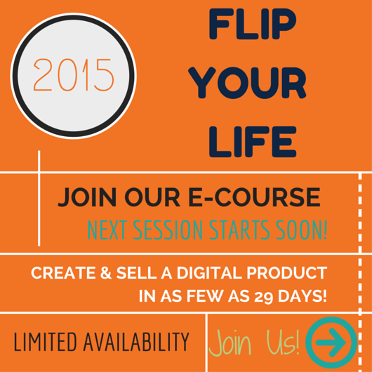 Sign up for our e-course!