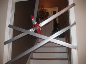 Elf-on-the-Shelf-Ideas-Duct-Tape-Door-Way-300x225