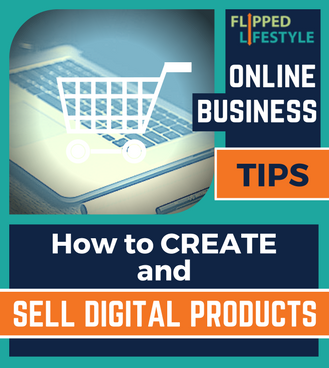create and sell digitsal products
