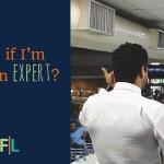 what if I'm not an expert