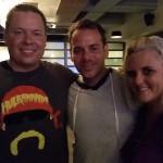 Michael O'neal With Shane and Jocelyn Sams