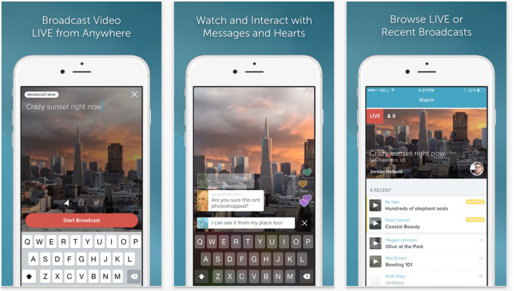 Periscope.tv Periscope App