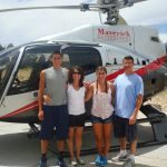 Auzenbergs Family Grand Canyon helo tour 2013