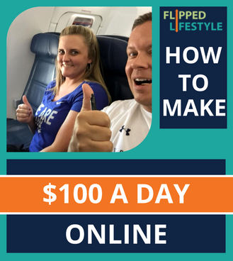 how to make 100 a day online