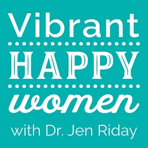 Vibrant Happy Women podcast