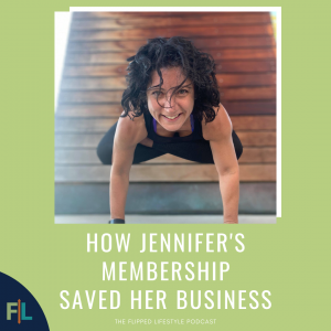 FL334 - How Jennifer's Membership saved Her Business
