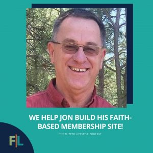 Learn how to create a faith-based membership site!
