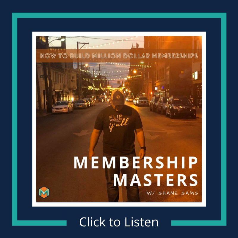 Membership Masters Podcast